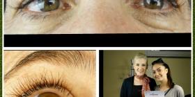 Ilaria Giudice Corso Eyelash Extension base couese