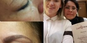 Mariuxi Correa Corso Modellazione Sopracciglia 24-01-2017
