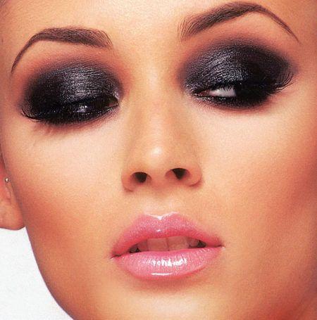 Favoloso Smokey eyes   Lashdream Extension Ciglia BM92
