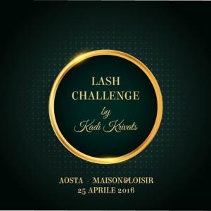 Lash Challenge by Kadi Krivats