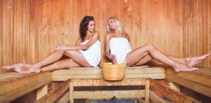 donne-sauna